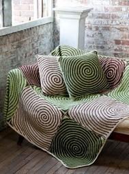 Knitting Yarn Looks at Knit Geometry | KnittingYarn.com | Fiber Arts | Scoop.it