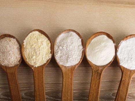 6 sostituti senza glutine della farina bianca | FreeGlutenPoint | Scoop.it