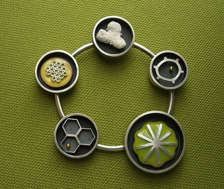 The Art of Science: Plant Biology Blossoms in Metal | Art is where you see it | Scoop.it