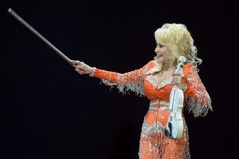 Dolly Parton: How Imagination Library Inspired Kids' Songs | Librarysoul | Scoop.it