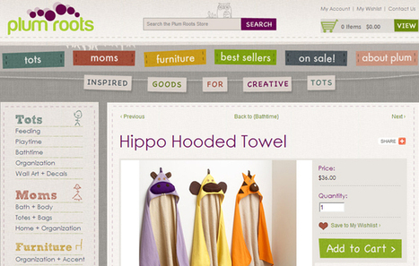 eCommerce Websites Convert Better With Modern Web Design Techniques | AtDotCom Social media | Scoop.it