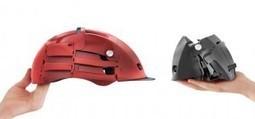 Un casque de vélo pliable | MonPetitBiz | Sport35 | Scoop.it
