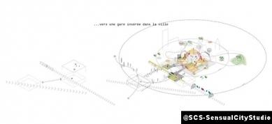 La gare sensuelle : fumeuse ou fameuse ?   Future cities   Scoop.it