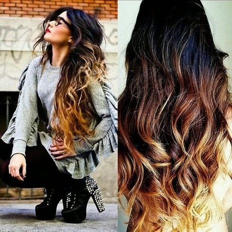 New Ombre Hairstyles Collection 2015 For women | Your Choice For Dress | Your choice for dress | Scoop.it