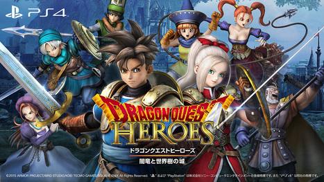 Dragon Quest Heroes de Square Enix en précommande sur Jeux Précommande | Précommande et réservation de jeux vidéo | Scoop.it
