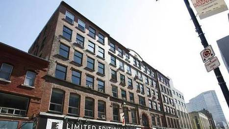 Historic building in Halifax being torn down for new condos | Sustainable Historic Buildings | Scoop.it