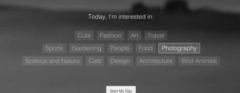 Pinterest's new Chrome extension turns your new tabs into beautiful pins | MarketingHits | Scoop.it