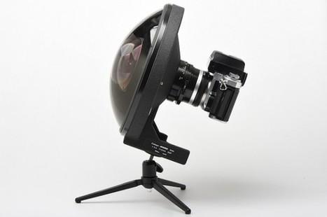 L'objectif Nikon Nikkor 6mm f/2.8 en vente sur eBay - Zone Numérique | Actualités de la photo et techniques | Scoop.it