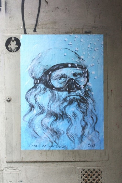 Underground Street Art in Florence | Life in Italy: travel, food, tips | Scoop.it