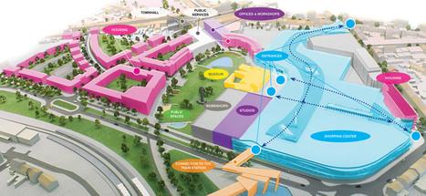 La Louvière: le centre commercial La Strada pourrait ouvrir en 2017 - RTBF Regions | Architecture - Construction | Scoop.it