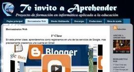 Tecnología y educación para principiantes ~ Docente 2punto0   Recull diari   Scoop.it