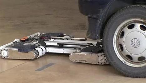 Robots which can park your car | Revue de web de Mon Cher Vélo | Scoop.it