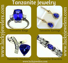 Which Jewelry Is Better- Sapphire Jewelry Or Tanzanite Jewelry? | Lucky Jewelers, Inc. | Scoop.it