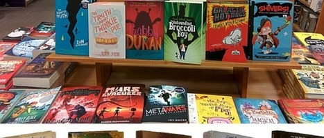 Celebrating Children's Book Week – Children's Books You'll Fall in Love with Again | Now that I have your attention... | Scoop.it