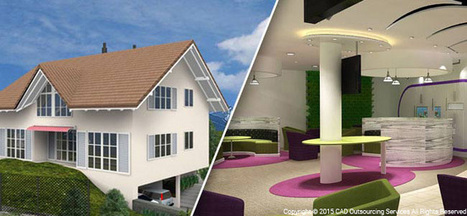 3D Modeling of Buildings - Changing Trends and Evolution in the AEC Industry   CAD Outsourcing Services   Scoop.it