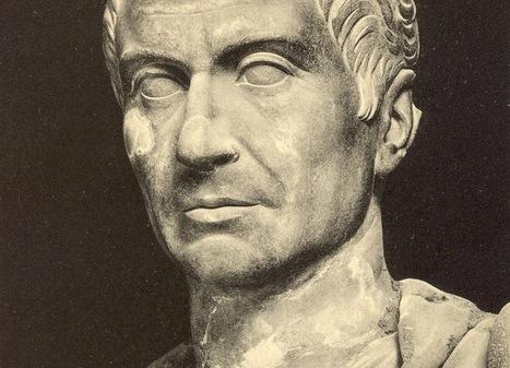 Despiadado Julio César… El valor de las palabras. | Cultura Clásica | Scoop.it