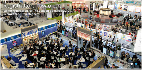 The London Book Fair | Making Words Go Further | 16-18 April | New-Tech Librarian | Scoop.it