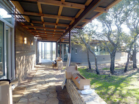 FIELD REPORT: ROCKING X RANCH - The Dogrun | Idées d'Architecture | Scoop.it