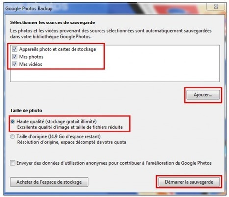 Tutoriel : Google Photos, le stockage gratuit et illimité de photos sur Internet | Espace multimédia du canton de Rocheservière | Going social | Scoop.it