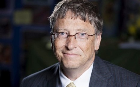 Bill Gates interview: I have no use for money. This is God's work - Telegraph | Re-Dream | Scoop.it