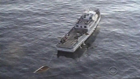 Reasons why it may take a while to find Malaysian plane - CBS News | Effects of Malaysian Plane Disappearance | Scoop.it
