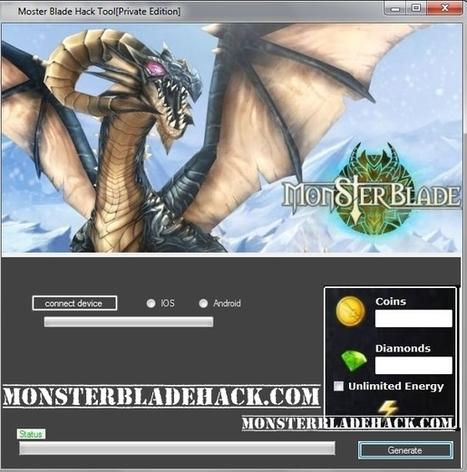 Monster Blade Hack | Monster Blade Hack | Scoop.it