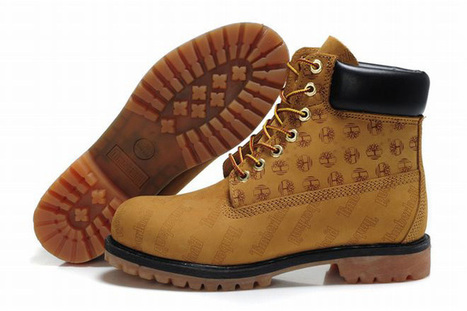 timberland mens premium 6 inch waterproof boot wheat black | popular and new list | Scoop.it