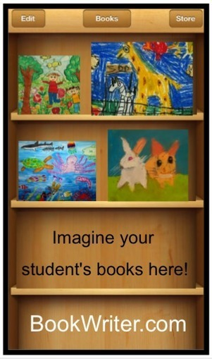 Kleinspiration: BookWriter: Turn your Digital Storytelling into Printable Books! | Young Adult and Children's Stories | Scoop.it