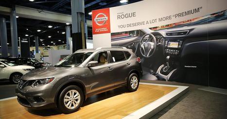 Nissan recalls 108,000 Rogue SUVs over defective doors - CNBC.com   Backstabber Watch   Scoop.it