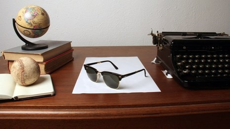 Super Clever Sunglass Illusion | The brain and illusions | Scoop.it