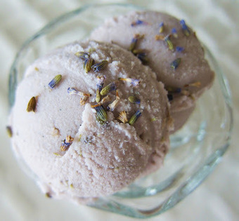 Fragrant Vanilla Cake: Berries and Lavender Vanilla Bean Ice Cream Soda | Annie Haven | Haven Brand | Scoop.it