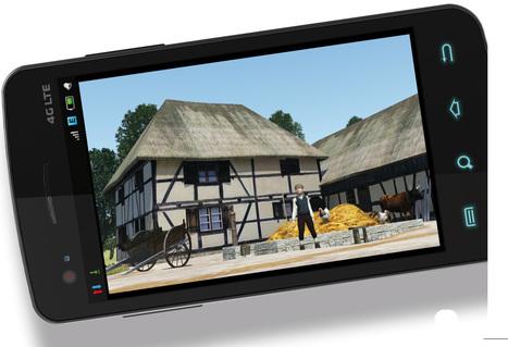 Clic France / Avec leur guide de visite numérique TIME, les Maisons comtoises se veulent en avance sur leur temps !   Clic France   Scoop.it