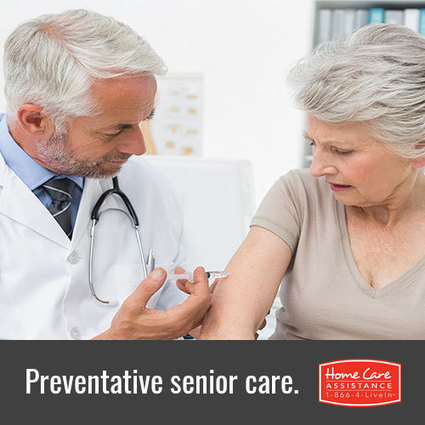 Important Vaccines for seniors | Home Care Assistance of Scottsdale | Scoop.it