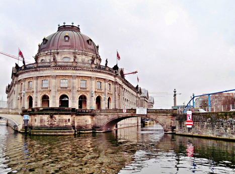 Five days in Berlin, Germany. Part 1: A cruise on the river Spree.   Angelika's German Magazine   Scoop.it