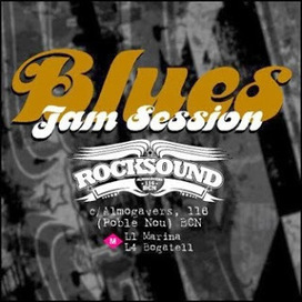 Torna la jam de blues del Rocksound | Blues Curiositats | Scoop.it