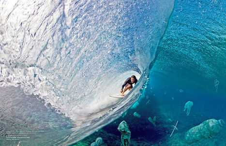 See Gorgeous Surfing Shots—With An Ugly Plastic Twist | Globalization | Scoop.it