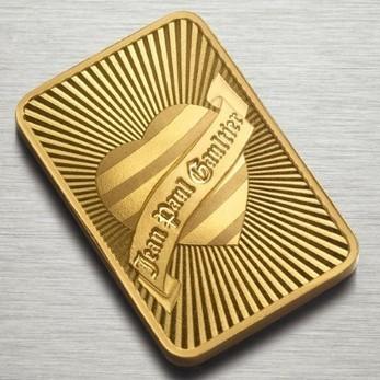 Jean Paul Gaultier designs gold bullion bar | D_sign | Scoop.it