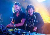 Photos- Roselyne Bachelot incroyable DJ pour Bob Sinclar - Fashion Week by Gala | DJ and Go | Scoop.it