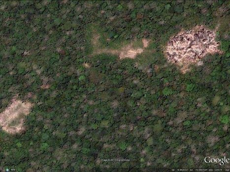 Should We Use Satellites to Keep an Eye on Remote Amazonian Tribes?   Rainforest EXPLORER:  News & Notes   Scoop.it