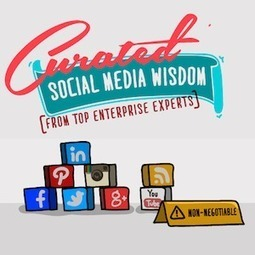 9 Social Media Marketing Tips from Top Enterprise Experts | Social Media Today | International Business | Scoop.it