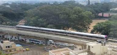 Le métro de Bangalore | Développement durable et ses applications | Scoop.it