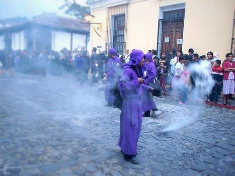Semana Santa (Holy Week) in Antigua Guatemala: Penitence - Lunaguava   Retire Guatemala   Scoop.it