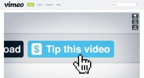 "Vimeo Adds ""Tip Jar"" for Producers 