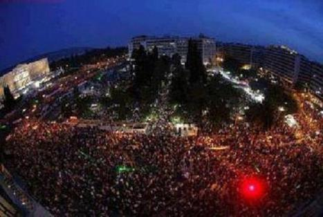 800.000 Greek People in the Street #13fgr #greece #support | Another World Now! | Scoop.it
