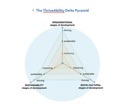 ThriveAbility: The Next Stage of Development for Sustainability | Business as an Agent of World Benefit | Scoop.it