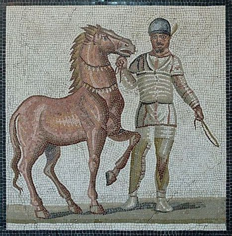 Ancient Roman Super Stars: Charioteers | Roma Antiqua | Scoop.it