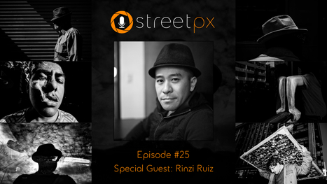 EP25 - Sculpting with Light and Shadow - Interview with Rinzi Ruiz | Fujifilm X Series APS C sensor camera | Scoop.it