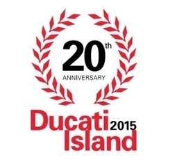 Ducati Celebrates Two Decades of Fun at Laguna Seca Ducati Island | Ducati.net | Ductalk Ducati News | Scoop.it
