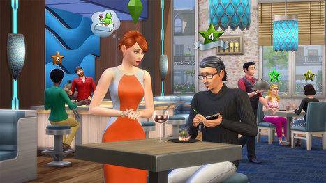 11façons de personnaliser votre restaurant dans Les Sims4AuRestaurant << Site officiel | Les Sims | Scoop.it