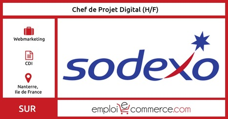 [CDI] Chef de Projet Digital (H/F) - Nanterre | Communauté du e-commerce | Scoop.it
